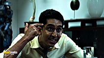 A still #24 from Chappie with Dev Patel
