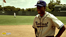 A still #5 from 42 (2013) with Chadwick Boseman