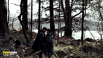 A still #3 from The Lobster with Colin Farrell and Rachel Weisz