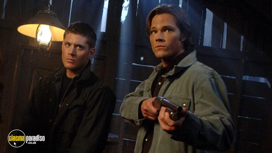 Supernatural: Series 4: Part 1 online DVD rental