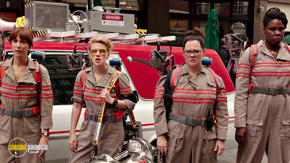 Ghostbusters 3 (aka Untitled Ghostbusters Reboot / Flapjack /  Ghostbusters: Answer the Call) online DVD rental