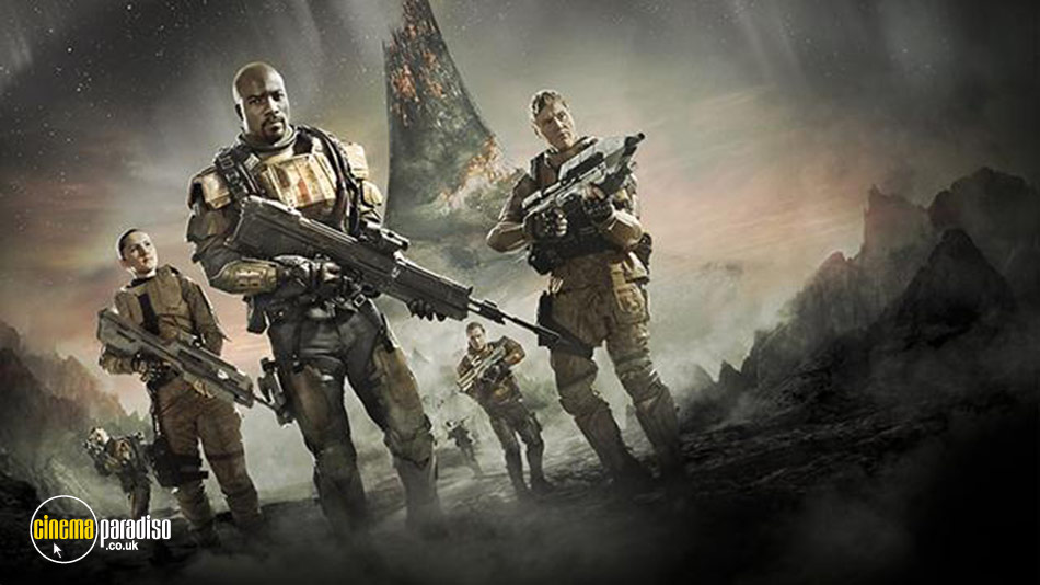 Halo: Nightfall online DVD rental