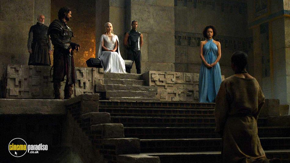 Game of Thrones: Series 5 online DVD rental