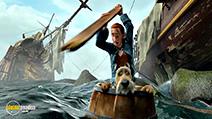 Still #5 from Robinson Crusoe