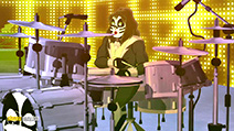 Still #1 from Scooby-Doo and Kiss: Rock 'N' Roll Mystery