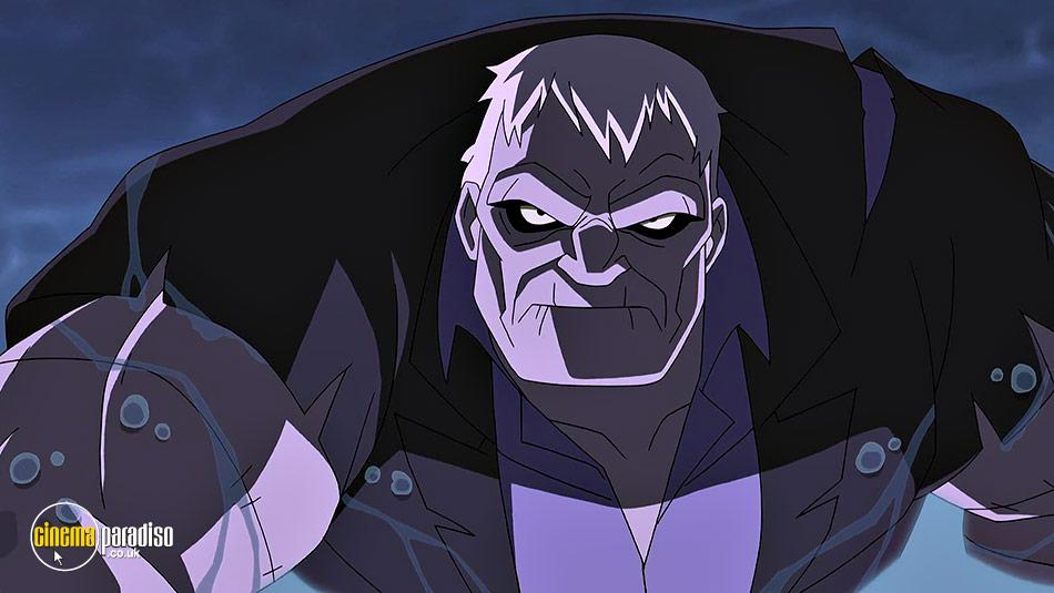 Batman Unlimited: Monster Mayhem online DVD rental