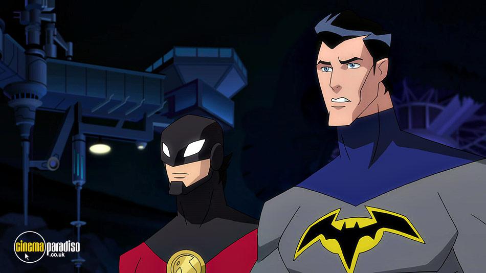 Batman Unlimited: Animal Instincts online DVD rental