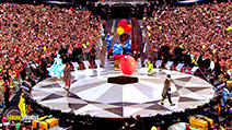Still #3 from Take That: The Circus Live