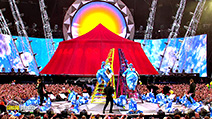 Still #7 from Take That: The Circus Live