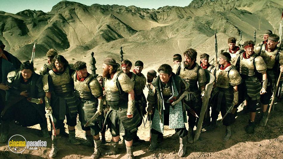 Dragon Blade (aka Tian jiang xiong shi) online DVD rental
