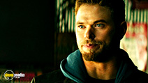 A still #5 from Extraction (2015) with Kellan Lutz