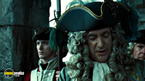 A still #62 from Pirates of the Caribbean 2: Dead Man's Chest with Jonathan Pryce