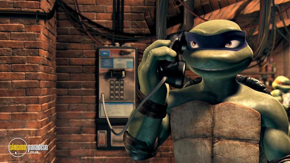 TMNT: Teenage Mutant Ninja Turtles online DVD rental