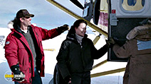 A still #8 from Eight Below with Paul Walker and Moon Bloodgood