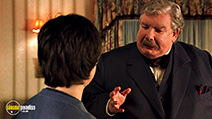 A still #58 from Harry Potter and the Chamber of Secrets with Richard Griffiths
