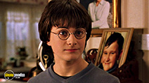 A still #59 from Harry Potter and the Chamber of Secrets with Daniel Radcliffe