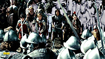 A still #20 from The Chronicles of Narnia: Prince Caspian with Anna Popplewell, William Moseley, Skandar Keynes and Ben Barnes