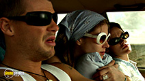 A still #8 from Wolf Creek with Cassandra Magrath, Kestie Morassi and Nathan Phillips