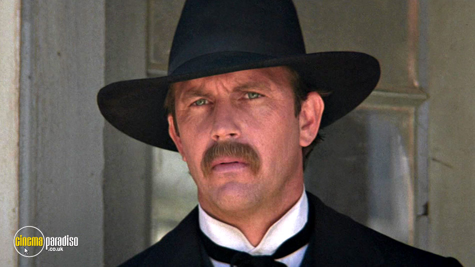 Wyatt Earp online DVD rental