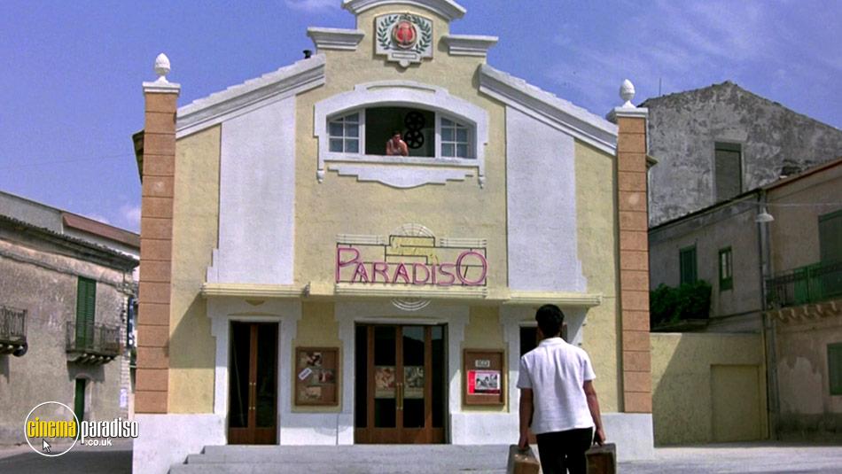 Cinema Paradiso (aka Nuovo Cinema Paradiso) online DVD rental