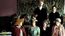 A still #7 from Becoming Jane with James Cromwell, Lucy Cohu, Anne Hathaway and Anna Maxwell Martin
