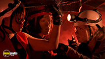 A still #5 from The Descent with Natalie Mendoza, Alex Reid and Shauna MacDonald