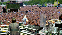 Still #2 from The Who: Live in Hyde Park