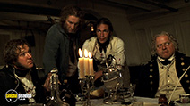 A still #4 from Master and Commander: The Far Side of The World with David Threlfall, James D'Arcy, Robert Pugh and Edward Woodall