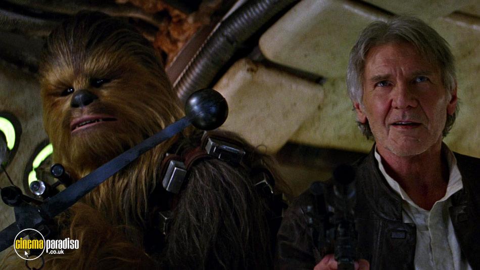 Star Wars: The Force Awakens (aka Star Wars: Episode VII - The Force Awakens) online DVD rental