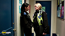 A still #8 from Happy Valley: Series 2 (2016) with Sarah Lancashire and Charlie Murphy