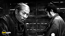 A still #8 from The Bodyguard / Sanjuro (1962) with Toshirô Mifune