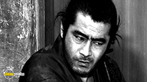 A still #5 from The Bodyguard / Sanjuro (1962) with Toshirô Mifune