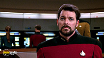 A still #38 from Star Trek: The Next Generation: The Best of Both Worlds with Jonathan Frakes