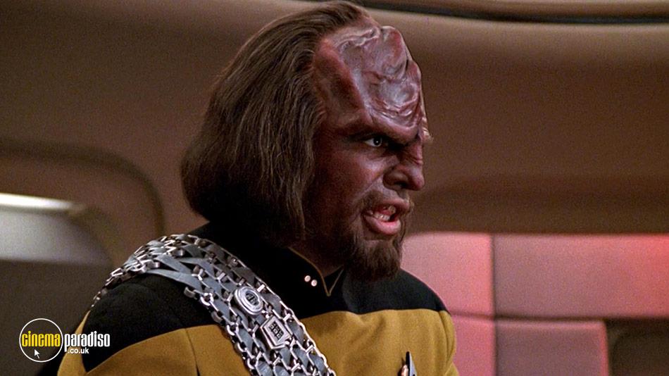 Star Trek: The Next Generation: The Best of Both Worlds online DVD rental