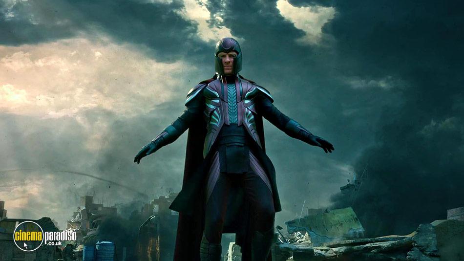X-Men: Apocalypse online DVD rental