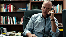 A still #2 from Spotlight with Michael Keaton