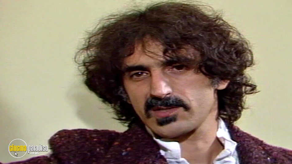 Frank Zappa: In His Own Words (aka Eat That Question: Frank Zappa in His Own Words) online DVD rental