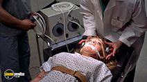 A still #7 from From Beyond (1986) with Barbara Crampton