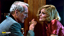 A still #5 from The Color of Money (1986) with Paul Newman and Helen Shaver