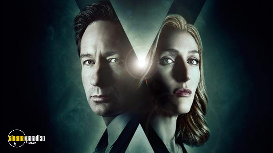 X-Files: Series 10 (aka The X-Files: The Event Series) online DVD rental