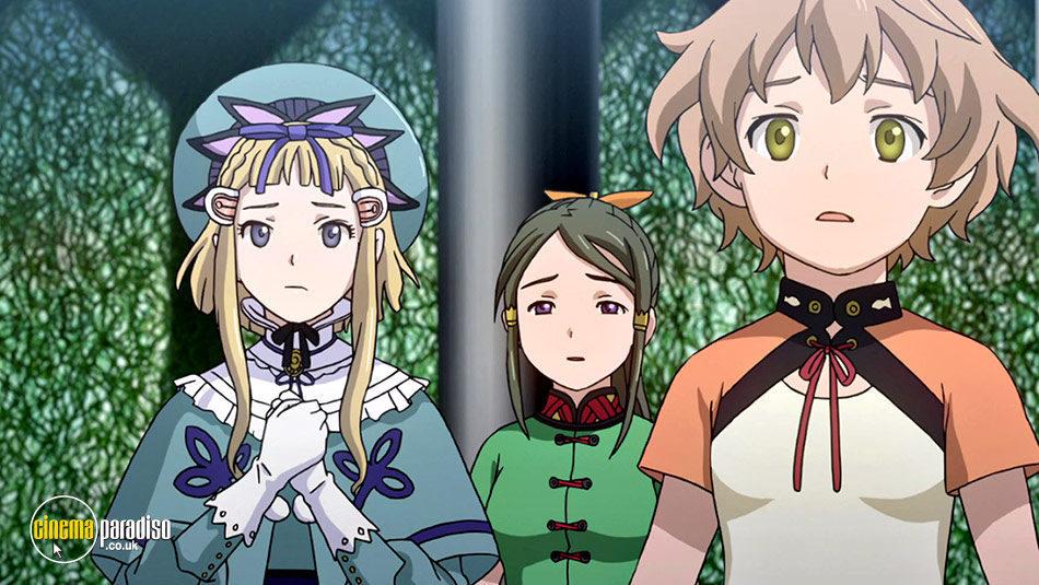 Last Exile: Fam, the Silver Wing: Part 2 (aka Last Exile: Gin'yoku no Fam: Part 2) online DVD rental