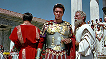A still #4 from The Fall of the Roman Empire (1964)