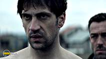 A still #1 from The Last Panthers (2015) with Goran Bogdan