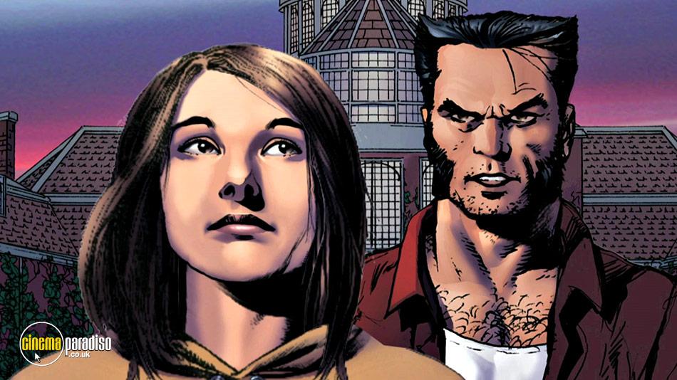 Astonishing X-Men: Gifted online DVD rental