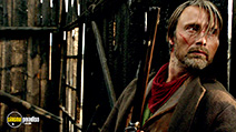 A still #2 from The Salvation (2014) with Mads Mikkelsen