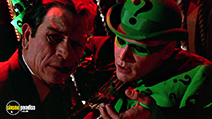 A still #3 from Batman Forever (1995) with Tommy Lee Jones and Jim Carrey