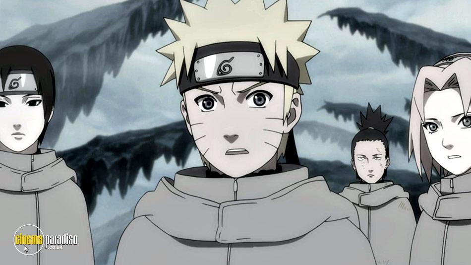 Naruto Shippuden: The Movie 3: The Will of Fire (aka Gekijô-ban Naruto Shippûden: Hi no ishi wo tsugu mono) online DVD rental