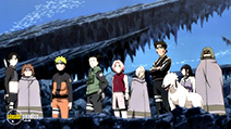 A still #5 from Naruto Shippuden: The Movie 3: The Will of Fire (2009)