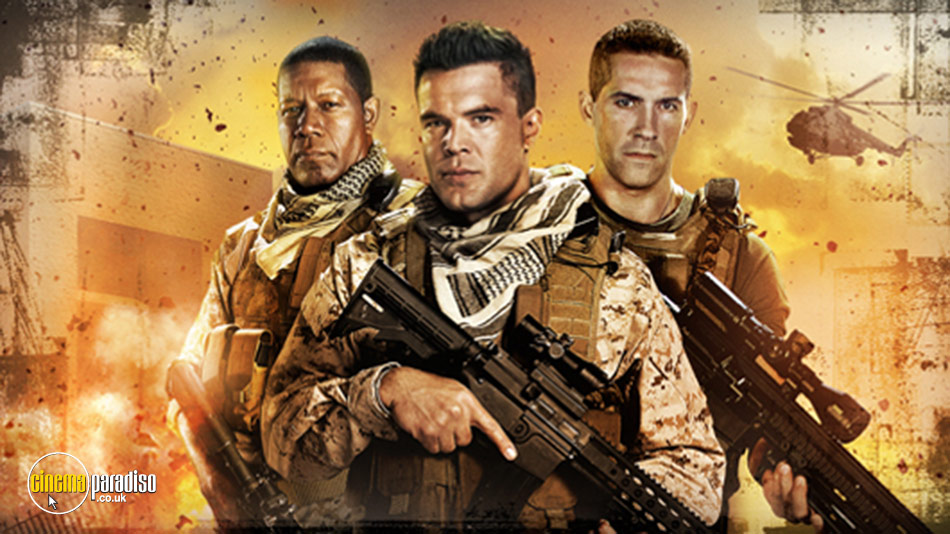 Jarhead 3: The Siege online DVD rental