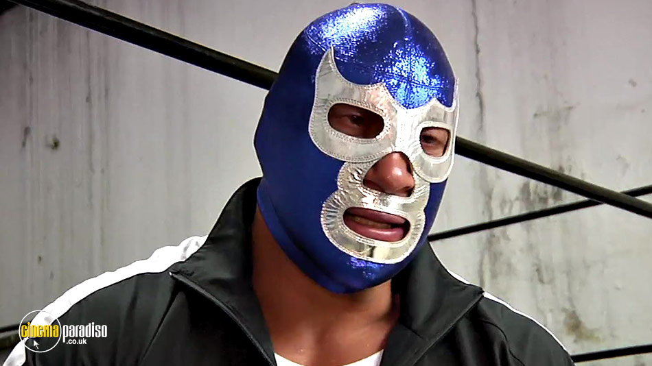 Lucha Mexico online DVD rental